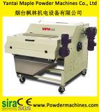 Puder 1000kg/H, das kompakte abkühlende Zerkleinerungsmaschine beschichtet