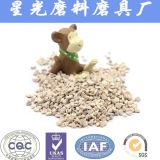 Ativado granular de zeólitos naturais para tratamento de águas residuais