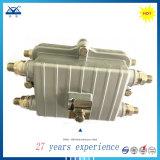 Amortiguador de onda coaxial de cabletelevisión impermeable de la señal de 0~900MHz CATV TV