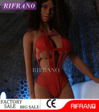 165cm Tan Haut-realistische Geschlechts-Puppe für Mann-Geschlechts-Produkte