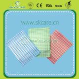 Black Back-Sheet Cool Sanitary Pads pour l'utilisation de jour et de nuit