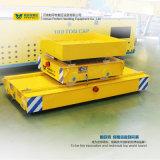 Chariot automoteur à transport de chargement de longeron de véhicule de transfert de charge lourde