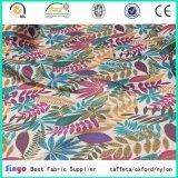 PU/PVC de met een laag bedekte Stof van de Rugzakken van de Ontwerpen van de Manier Textiel Afgedrukte Reizende