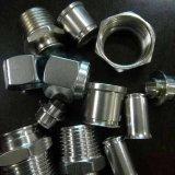 1/2 3/4 de níquel de acero al carbono Adaptador de manguera de gas para el mercado ruso