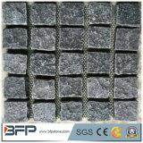 Pavimentadoras Lowes de la calzada de la piedra del adoquín del basalto
