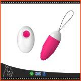 女性のための無線リモート・コントロール振動の卵10の速度の弾丸のバイブレーターSextoys