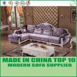Sofa sectionnel Y1519 de type de meubles antiques de salle de séjour