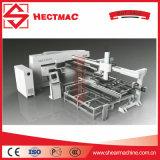 Máquina de perfuração Closed da torreta da alta qualidade, imprensa de perfurador hidráulica Closed da torreta do CNC, máquina de Puch da torreta do CNC