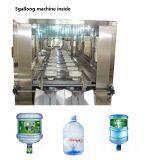 自動5ガロンのバレルの飲料水満ちるびん詰めにする機械を完了しなさい