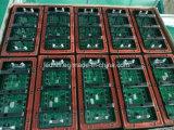 Waterproof a tela de indicador ao ar livre do diodo emissor de luz do MERGULHO P16 HD RGB para anunciar o painel