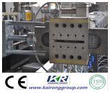 Pp.-PET-Kurbelgehäuse-Belüftung PS, das Verbundbeizende Plastikmaschine füllt