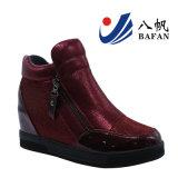 2017 новый PU цвета вскользь ботинок 4 женщин способа для женщин или Ladybf1701144