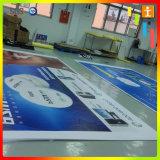 Bandiera della flessione del PVC Frontlit della stella di volo del vento di stampa di Digitahi del gioco di sport