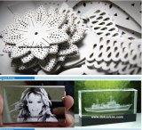 Het Metaal van de Vezel van Ipg 20W CNC van de tweede Hand & Plastic het Merken Machine