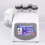 Venda por atacado RF 40k Ultrasonic Multipolar Vacuum Body Slimming Fitness Fat Burning Beauty Machine