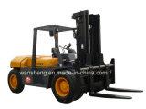 10ton Diesel con Isuzu 6BG1 Engine