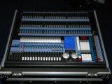 ضوء [كنترولّر&160]; لؤلؤة وحدة طرفيّة للتحكّم خبيرة مع [تيتن] نظامة مرحلة إنارة [دمإكس] جهاز تحكّم
