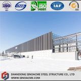 Rohr-Binder für Dach der schweren Stahlwerkstatt