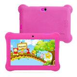 Quad Core 7 pouces Tablet PC d'apprentissage des enfants jouant avec des enfants APP préinstallé
