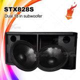 Stx828s het PRO AudioSysteem van de Spreker van Subwoofer van de Hoge Macht