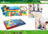 Kaiqiの子供のための感覚的な統合の演劇セット、幼稚園、子供の遊園地
