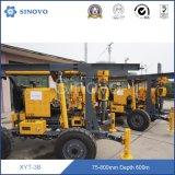 Beijing Sinovo Spindle Type de remorque type Drilling Machine