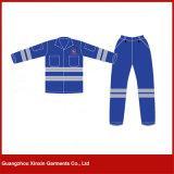 주문 로고 일 착용 세트 남녀 공통 일 의류 싼 작업 착용 구명 조끼 (W35)