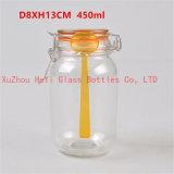 500ml~1480mlガラス食糧瓶のシール・ガラスの容器