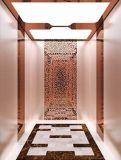 Fábrica de China, caja fuerte ascensor de pasajeros de negocios
