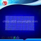 Cor azul único populares P10mm Outdoor Displays LED IP65