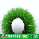 50 milímetros de R de hierba artificial de la dimensión de una variable para el balompié