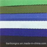 Wuhan 제조소 100%년 면 능직물 방연제 직물
