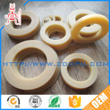 Qualitäts-preiswerter kundenspezifischer kleiner Gummio-ring/runder Plastikd-Klipp/Plastikeinlage-Ring