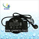 transformador 105W impermeável Toroidal para a lâmpada do gramado