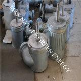 Generador de viento inferior del generador de imán permanente de la CA de la revolución por minuto 7.5kw