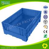 De plastic Container van de Opslag van het Krat van de Opslag van de Injectie Plastic Vouwende