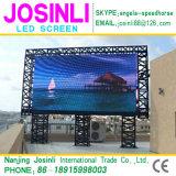 Schermo di visualizzazione del LED di colore completo di pubblicità esterna