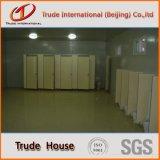 Helles Stahlrahmen-Zwischenlage-Panel-bewegliches/modulares Gebäude/fabrizierte vor,/Fertiglager-Toiletten