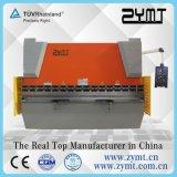 유압 격판덮개 압박 브레이크 또는 금속 구부리는 기계 /Hydraulic 압박 브레이크 (160T/3200mm)