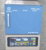 1700の電気ベンチの上のマッフル炉100X100X100mmのリットル