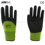 PPE latex enduits d'équipement mécanique des gants de travail (LH202)