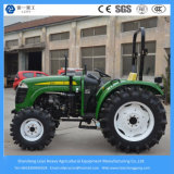 農業の農場トラクターの機械装置55HPの庭またはコンパクトなか小型または小さいか芝生4wheeledのトラクター