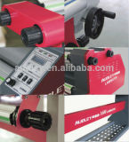 Fornecedor profissional 64 polegadas de máquina de laminação quente do laminador com estaca traseira