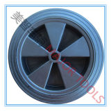 pneu en caoutchouc solide de véhicule de jouet d'enfants de la roue 14X3