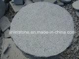 Случайно круглый камень серого цвета G603/682/615/601