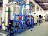 Sistema do tratamento da água do RO/planta bebendo do tratamento da água
