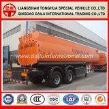 Sammelbehälter-LKW-Schlussteil-halb Schlussteil des Öl-2-Axles