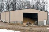 Almacén de almacenaje prefabricado del metal de los edificios agrícolas (KXD-SSB1509)