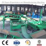 Pneumatico residuo che ricicla macchina, linea di produzione di gomma della polvere macchina