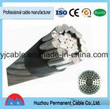 Il conduttore di ACSR gradua il cavo secondo la misura di alluminio nudo B399